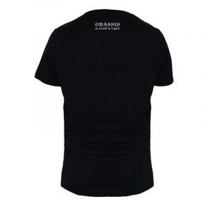Onassis shirt zwart
